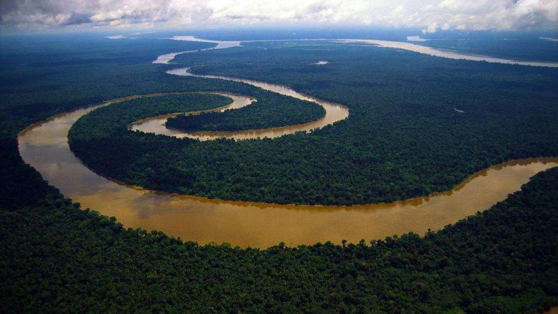 10 Sungai Terpanjang Dunia Dan Spesiesnya Umpan